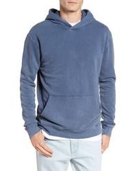 Dray oversize denim wash hoodie medium 6843199