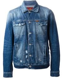 7 For All Mankind Traveller Song Denim Jacket