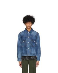 VISVIM Blue 101 Denim Jacket