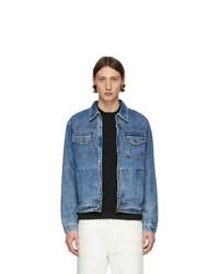 Tiger of Sweden Jeans Blue Crust Denim Jacket