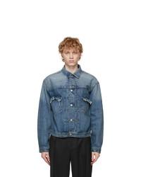 Maison Margiela Blue Denim Vintage Jacket