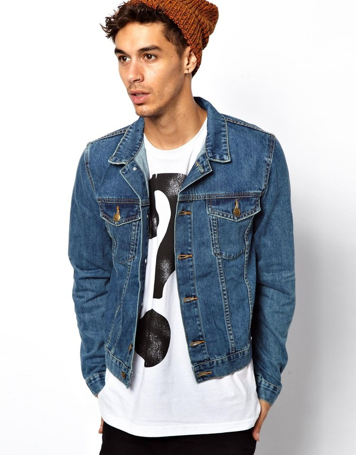 Cheap Monday Tobias Denim Jacket | Where to buy & how to wear