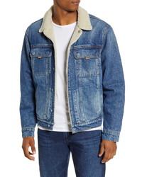 Hudson Jeans Classic Denim Trucker Jacket