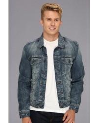 Silver Jeans Co Russel Denim Jacket Apparel