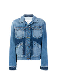 Maison Margiela Deconstructed Denim Jacket