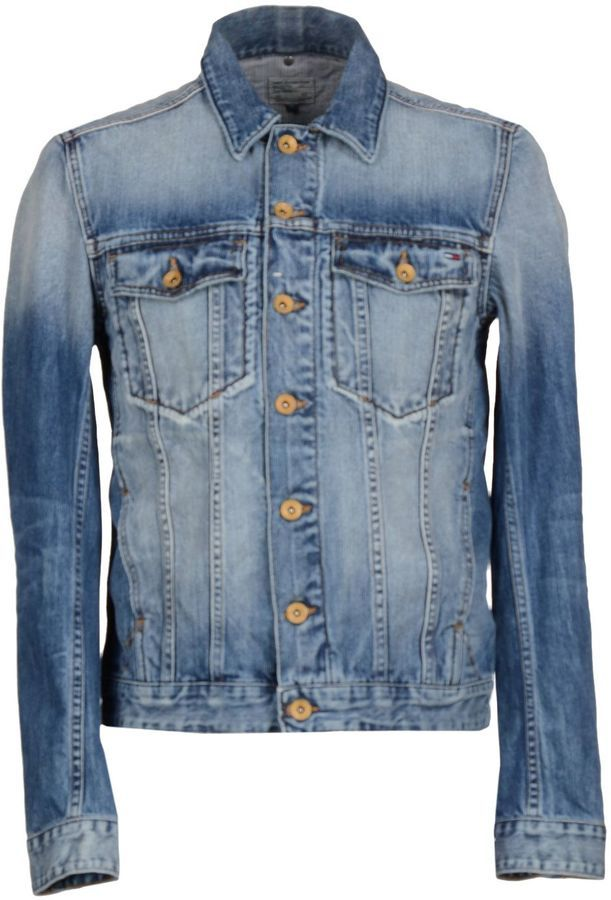 ... Blue Denim Jackets Tommy Hilfiger Denim Denim Outerwear cc114322b78f8