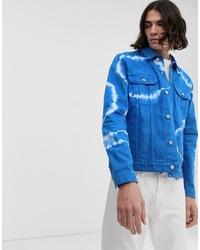ASOS DESIGN Denim Jacket With In Blue