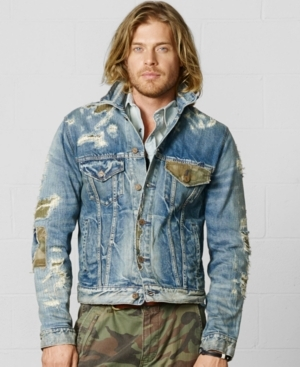 e8ae4c0cbf293 Denim & Supply Ralph Lauren Fulton Camo Trucker Jacket, $298 ...