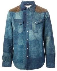 Denim & Supply Ralph Lauren Ralph Lauren Denim Supply Buttoned Jacket