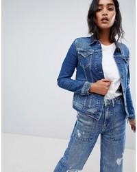 Pepe Jeans Denim Trucker Jacket
