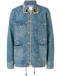 Denim work jacket medium 4914579