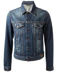 Dolce & Gabbana Washed Denim Jacket