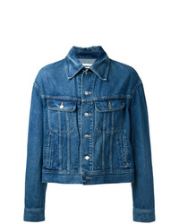 Ambush Embellished Back Denim Jacket