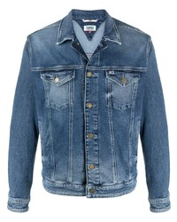 Tommy Jeans Faded Wash Demin Jacket