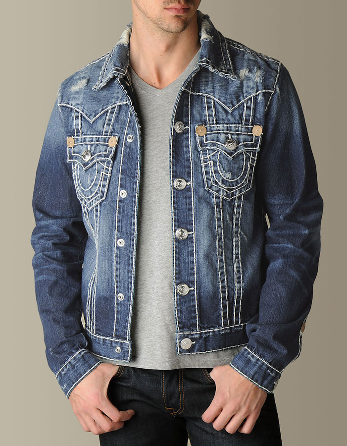 Where to buy denim jacket