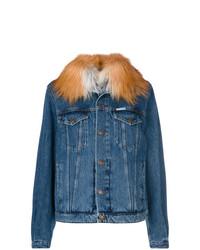 Forte Dei Marmi Couture Le Bonrex Denim Jacket