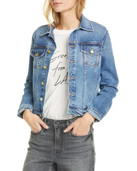 Frame Le Vintage Denim Trucker Jacket