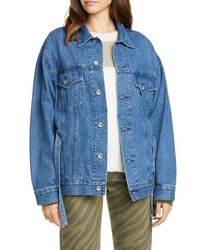 Rag & Bone Max Denim Trucker Jacket