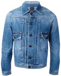 (+) People People Classic Denim Jacket