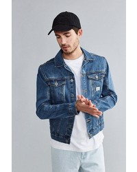Calvin Klein Reissue Denim Trucker Jacket