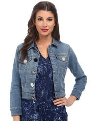 Sam Edelman Shrunken Denim Jacket