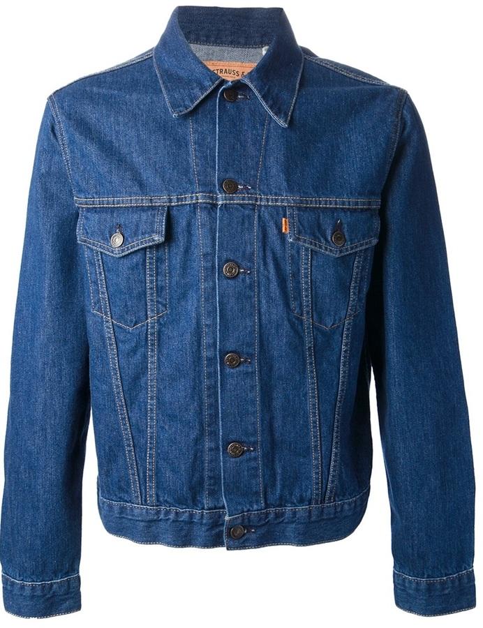 Classic Levi's Denim Jacket NHKXdSyKmT