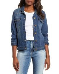 Wit & Wisdom Western Denim Jacket