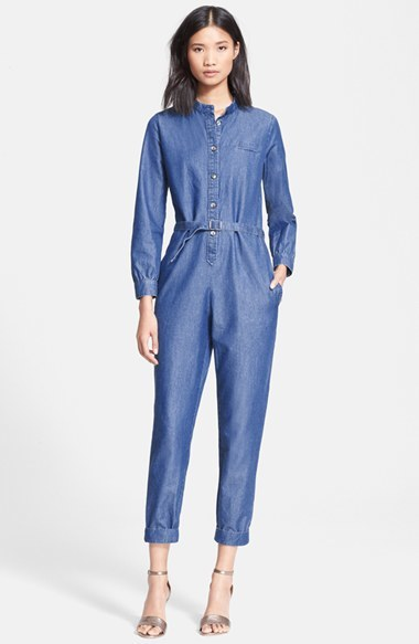 A.P.C. Denim Jumpsuit | Where to buy & how to wear