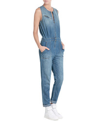 Current/Elliott Denim Jumpsuit