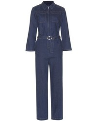 A.P.C. Denim Jumpsuit