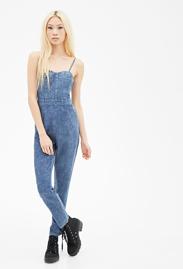 Amazing Contemporary CrossFront Jumpsuit  Forever 21  2000180201