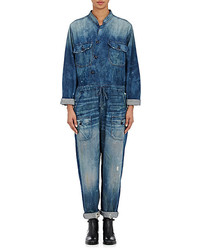 NSF Miche Denim Jumpsuit