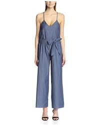 Lucca Couture Wide Leg Jumpsuit