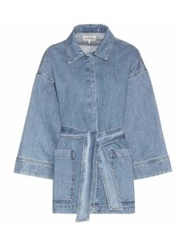 Ganni Wayne Denim Jacket