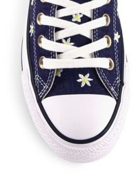 d15a8509509890 ... Converse Chuck Taylor All Star Denim Daisy Low Top Sneakers ...