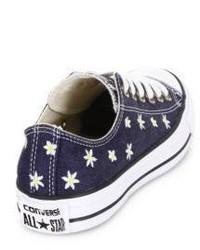 9f36aeb38ff316 ... Converse Chuck Taylor All Star Denim Daisy Low Top Sneakers
