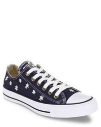 Converse Chuck Taylor All Star Denim Daisy Low Top Sneakers