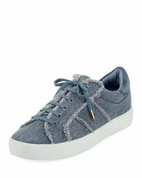 Dakota frayed denim low top sneaker medium 3745694