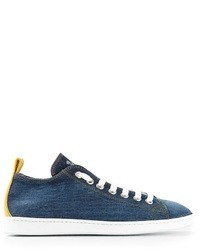 DSquared 2 Denim Trainer