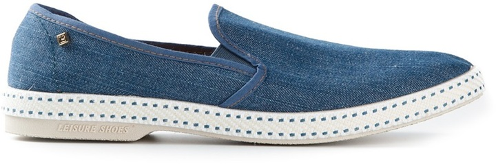 Rivieras Jean Slip Ons fashion shoes clearance  hot sale online