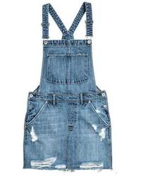 H&M Bib Overall Dress