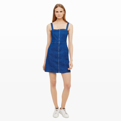 Club Monaco Jinenne Denim Dress