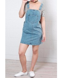 Only Denim Overall Dress