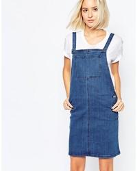 Vero Moda Denim Overall Dress