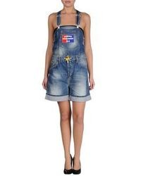 DSquared 2 Short Overalls
