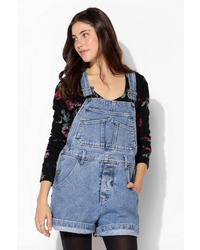 Urban Outfitters The Reformation X Urban Renewal Mary Overall Short