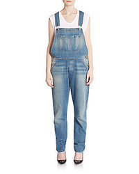3x1 Allen Selvedge Denim Overalls