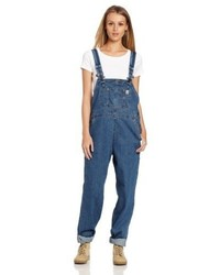 Carhartt Denim Bib Overall Unlined