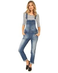 Mavi Jeans Edera Denim Overall In Light