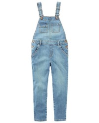 Osh Kosh Girls 4 8 Oshkosh Bgosh Denim Overalls